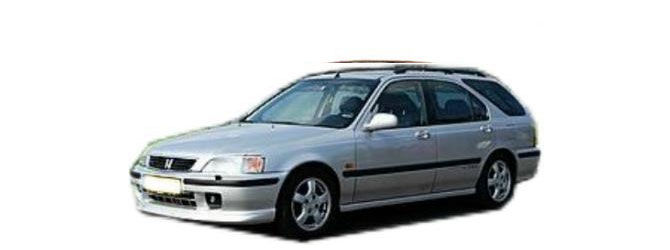 Accord Aerodeck/Coupe (94-)