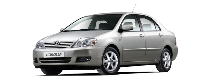 Corolla Sedan/Wagon (06/04-05/07)