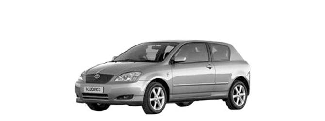 Corolla 3/5drs (01/02-06/04)