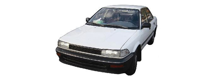 Corolla (12/87-08/92)