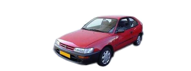 Corolla (08/92-06/97)