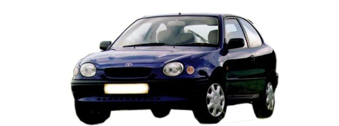 Corolla (06/97-01/00)