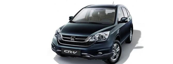 CR-V (01/10-)