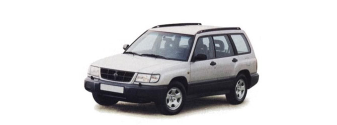 Forester (09/02-08/05)