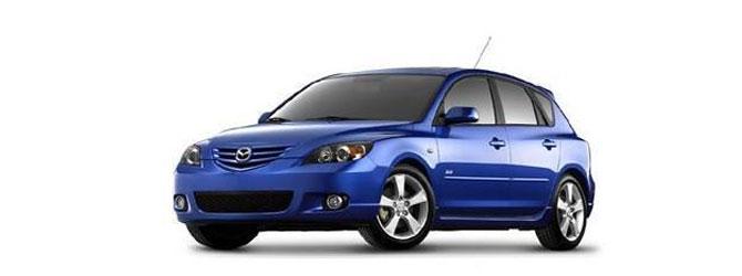 Mazda 3 (11/03-06/09)