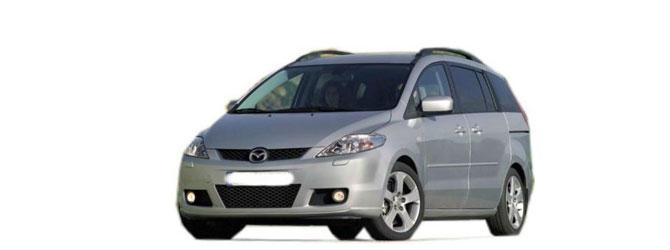 Mazda 5 (05/05-02/08)
