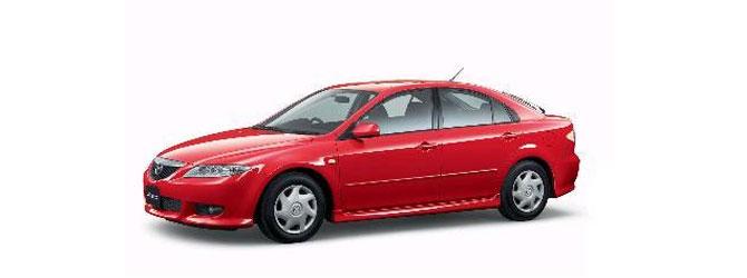 Mazda 6 (06/02- 11/07)