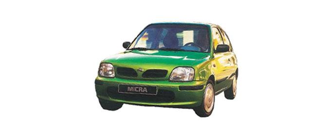 Micra K11 (03/98-12/02)
