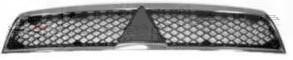 Grille (chromen frame)
