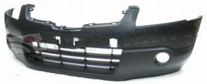 Voorbumper (zwart)