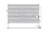 Condensor 1.3L Hybride